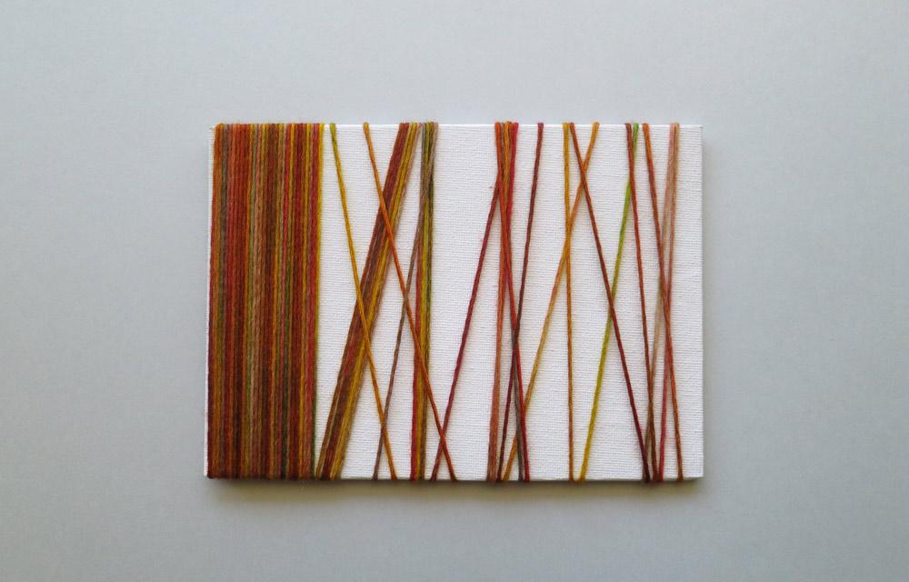 fiber art autumn 2 Patricia Cantos