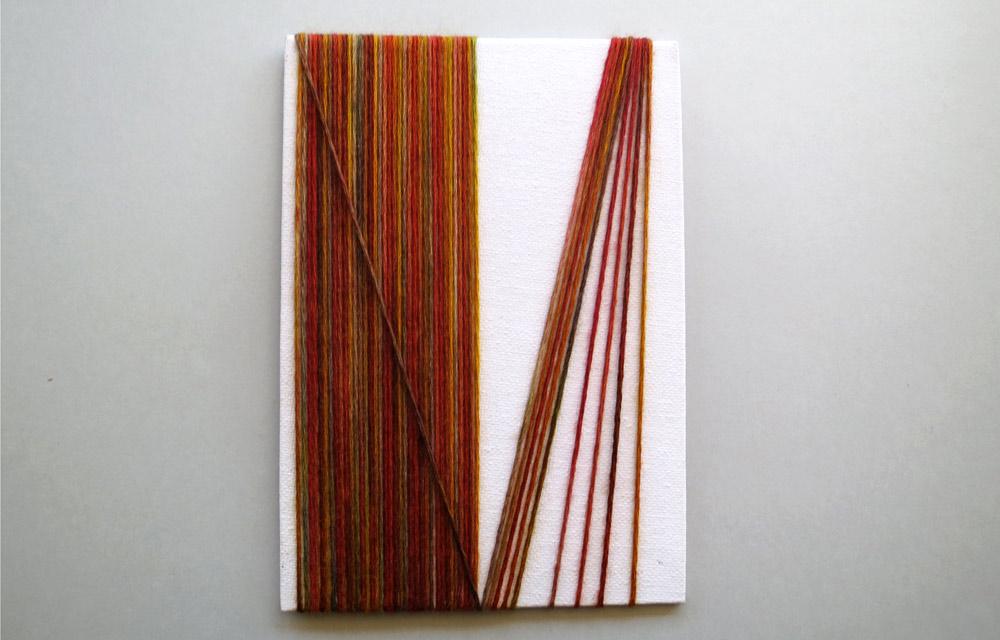 fiber art merino wool Patricia cantos